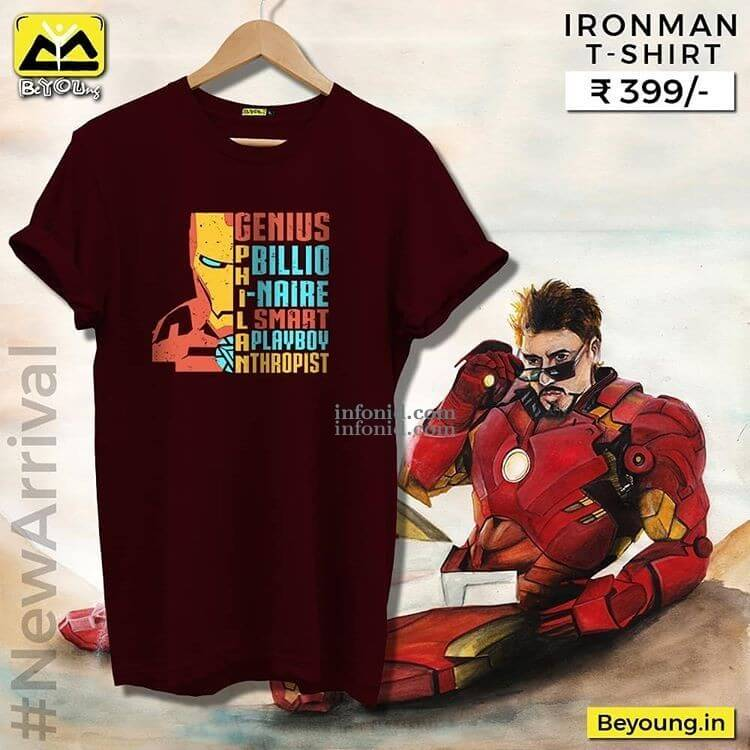 Buy Awesome T Shirt for Mens Online India  Beyoung